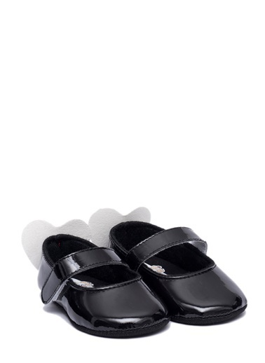 First Step Patik Siyah